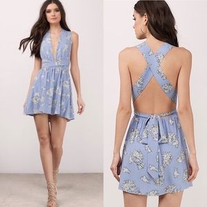 Tobi Blue Multi Way Dress